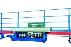 SE10L - станок для обработки прямолинейной кромки стекла