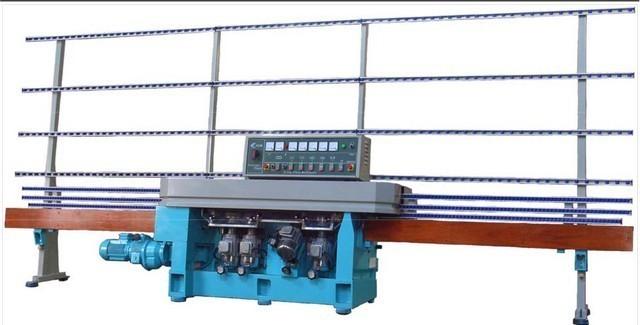 SE5L - станок для обработки прямолинейной кромки стекла