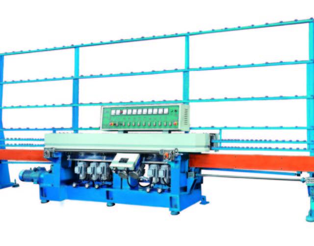 SE9L - Станок для обработки прямолинейной кромки стекла