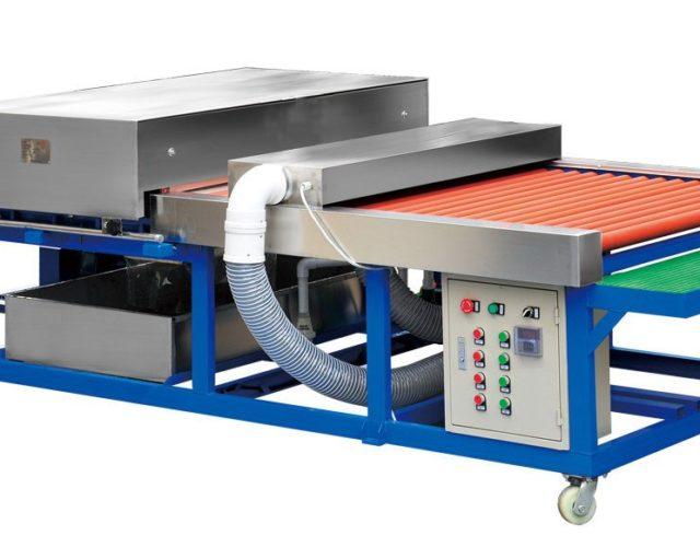 SWD1200 - Горизонтальная моечная машина для стекла